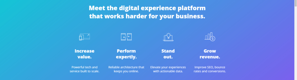 meet digital experiences with WPEngine